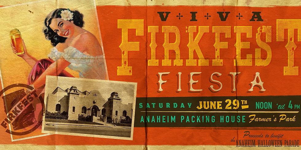 Firkfest: Craft Beer & Nachos