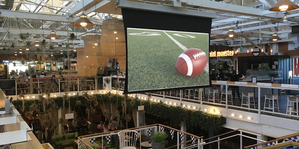 The Big Game on the Big Screen