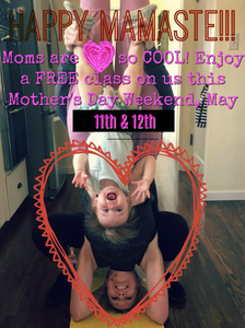 Free Yoga for Mom at The Yoga Mat