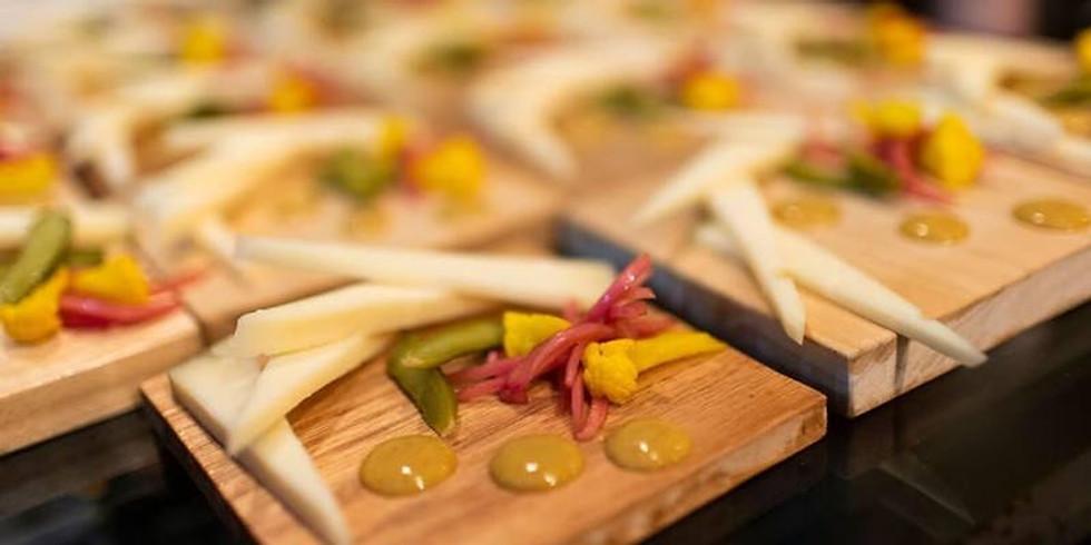 Plating & Presentation Cheese Class