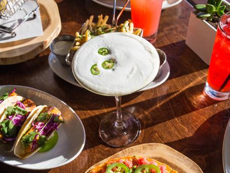 Happy Hour Hop: First Stop - Umami Burger