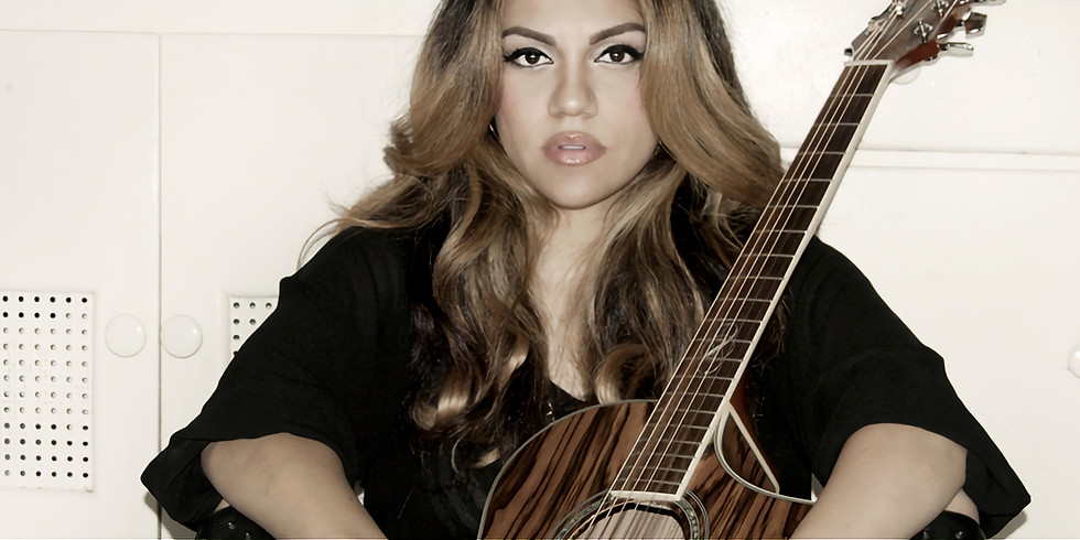 Live Music From: Mercy Callazo (Indie)