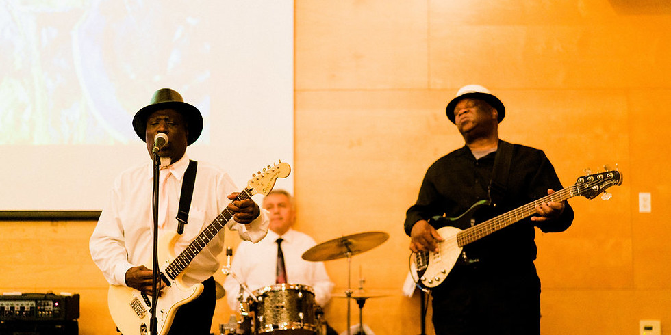 Live Music From: Brian Young & the Blues Station