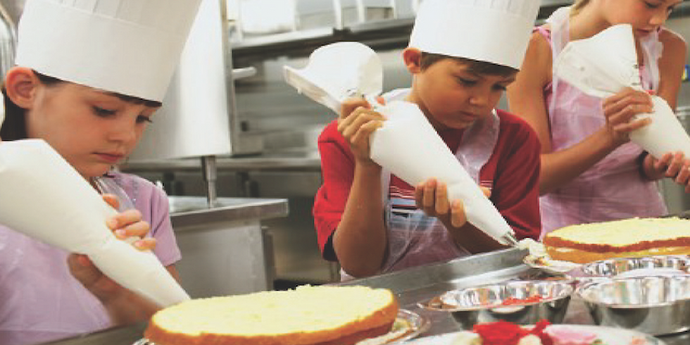 Cooks Chapel presents Lil' Chef Cooking Classes