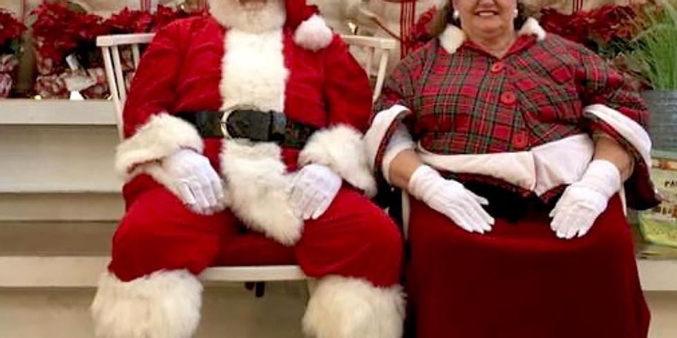 Selfies With Santa