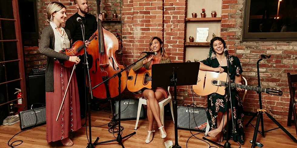 Canceled: Live Music From: She Sings She Swings (Jazz)