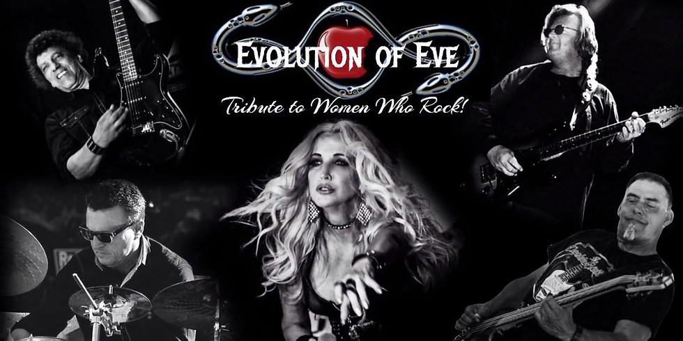 Evolution of Eve - Tribute to Women Who Rock