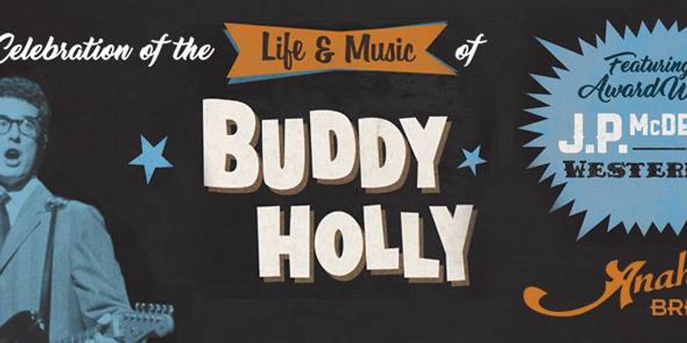 Buddy Holly Celebration: JP McDermott & Western Bop