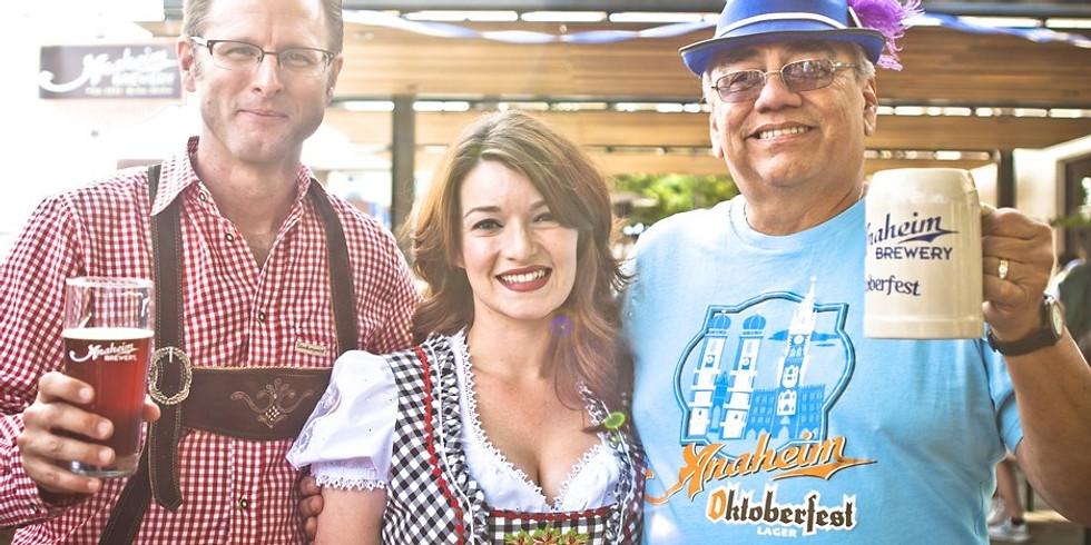 Oktoberfest at Anaheim Brewery