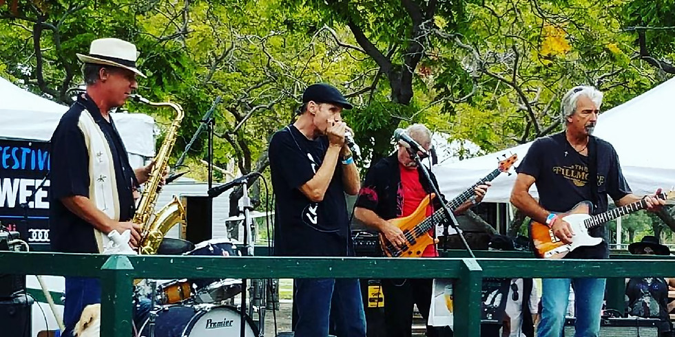 Live Music From: The Red Hot BBQ Kings