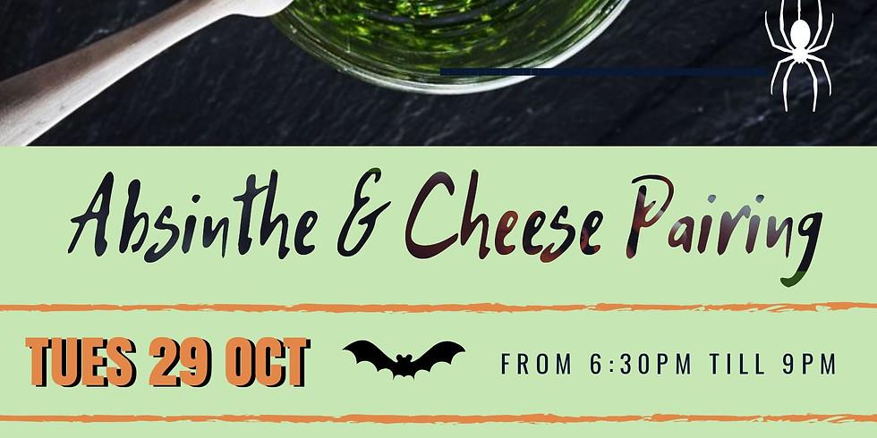 Absinthe & Cheese Pairing