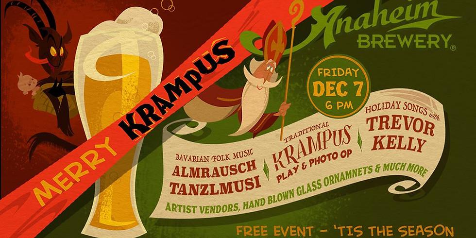 Anaheim Brewery presents Merry Krampus