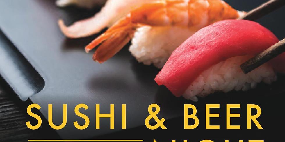 Sushi & Beer Omakase presented by Bizen Bar