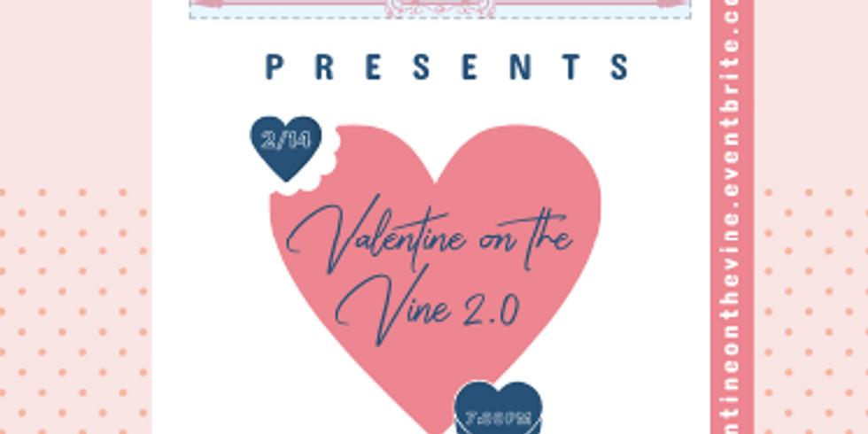Valentine on the Vine Wine Vs. Beer Dinner
