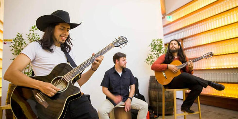 Live Music From: Romero y Perez (Spanish Flamenco Fusion)