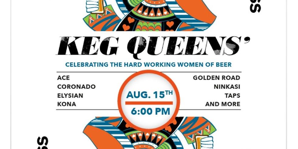 Keg Queens - The Iron Press celebrates women who brew