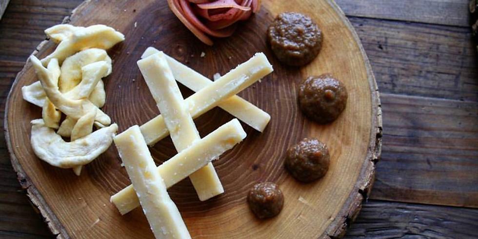 Artisan Cheddars & Fall Season Pairings by BXCR Wine Bar