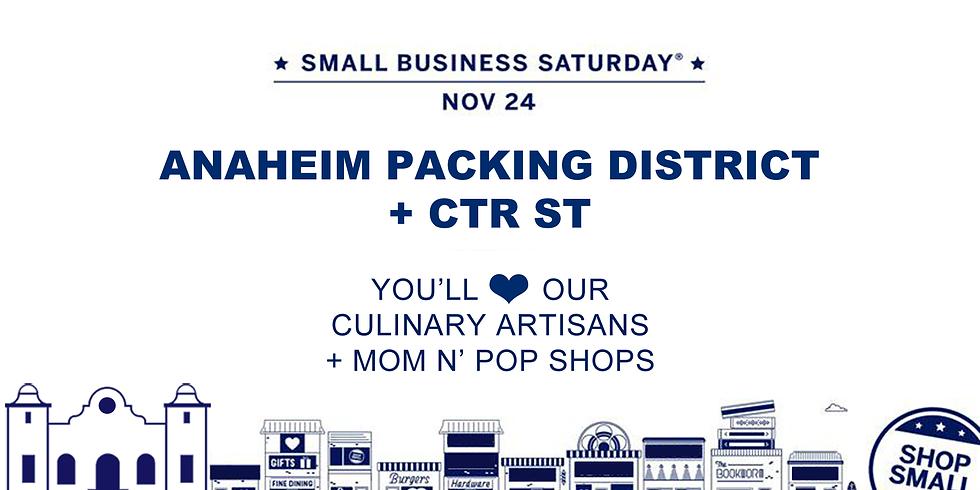 Small Business Saturday (R)