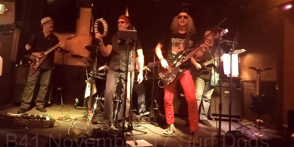 Live Music From: Basement 41 (Hard Rock)