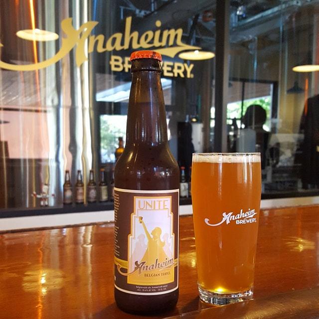 Anaheim Brewery Unite