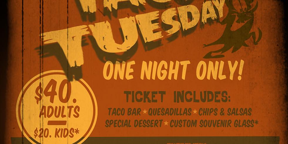 Taco Tuesday: Anaheim Halloween Fundraiser