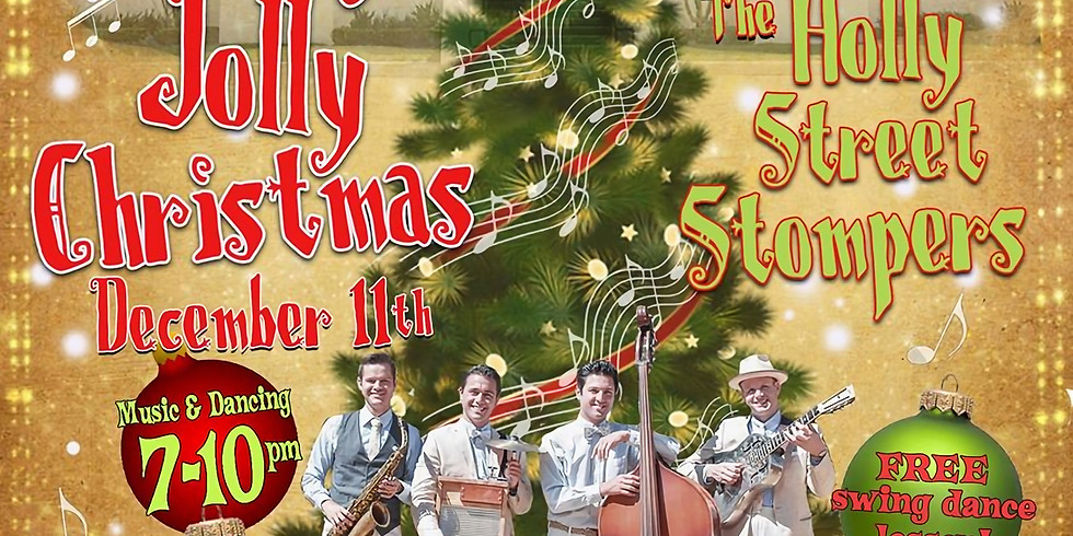 Swingin' at Cooks - Featuring Holly Street Jumpers