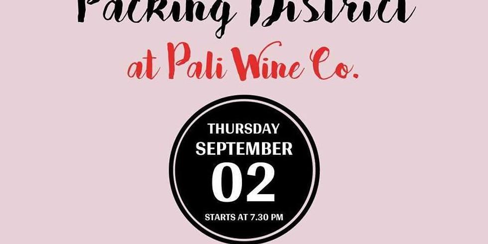 Kash Komedy Night at Pali Wine Co (RSVP OpenTable)