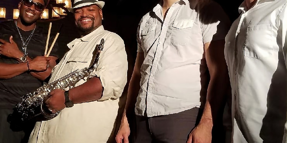 Live Music From: Notes From Neptune (Soul/R&B)