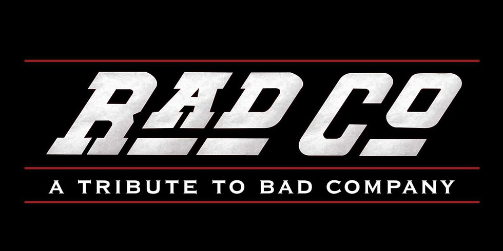 Rad Co - Tribute to Bad Company
