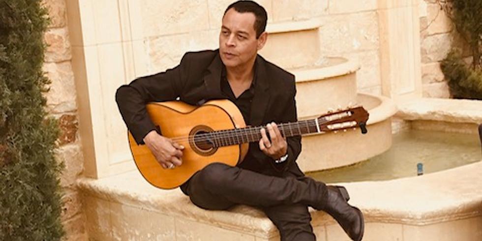 "World Taste Entertainment: Grammy Nominated Roger Espinoza & ""Gypsy Fiesta"""