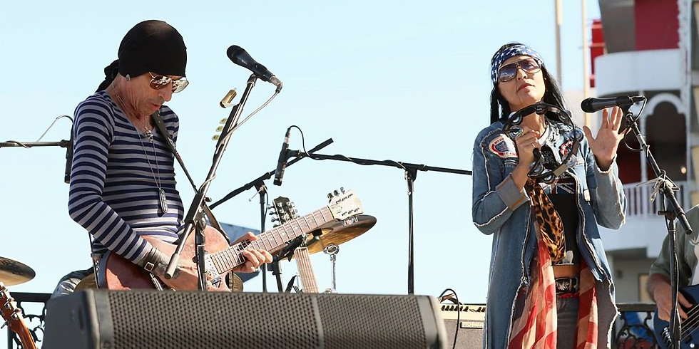 Jav's BBQ Anniversary Music: KK & Deanie Martin (Classic Rock/Blues)