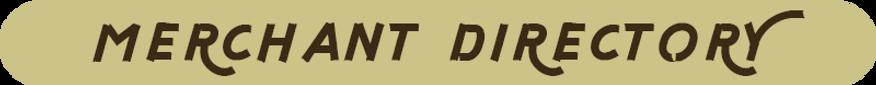 Merchant Directory Title