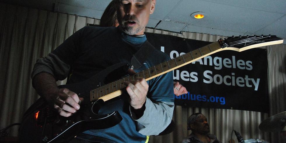 Live Music From: Pierce Brochetti (Blues)