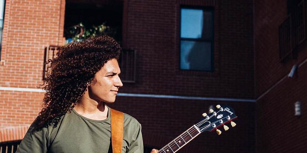 Live Music From: Aris Weathersby (Indie)