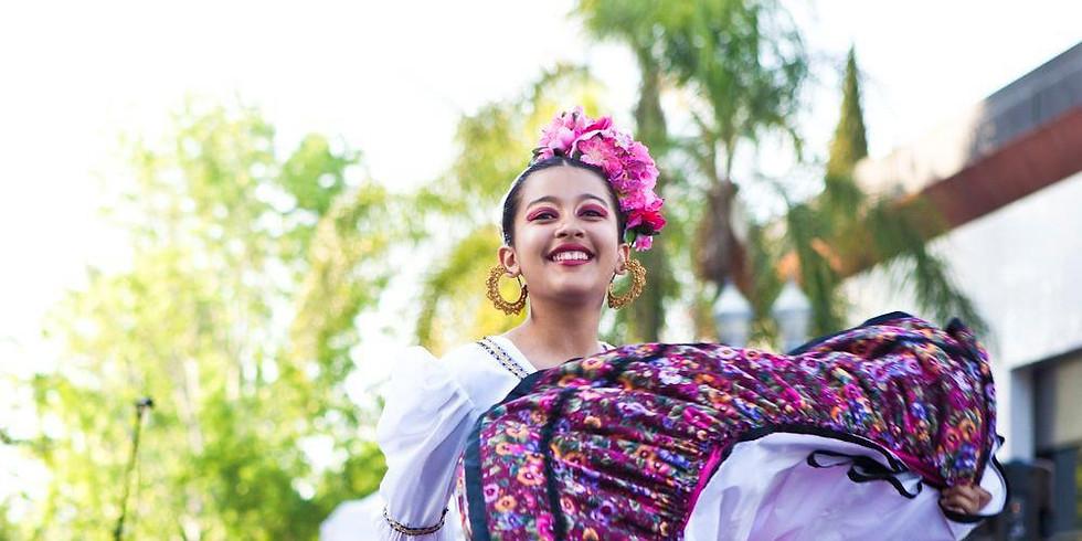 Cinco de Mayo Performance From: Grupo Folklorico Desafio