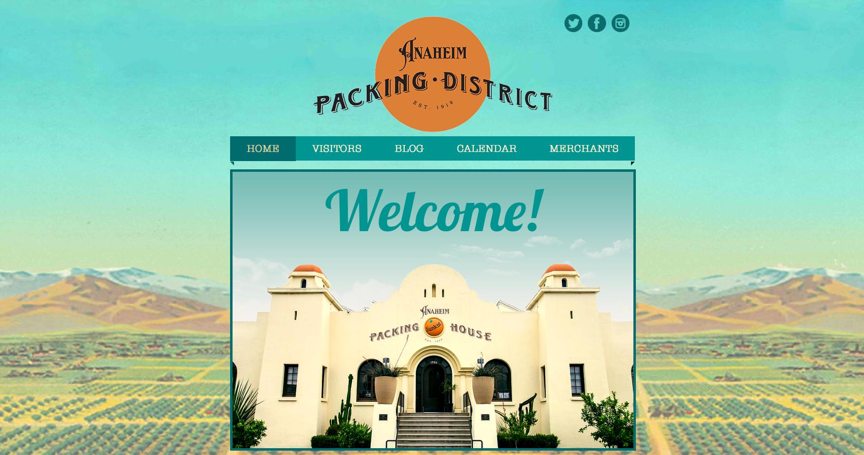 Food Hall | Orange County | Anaheim Packing District