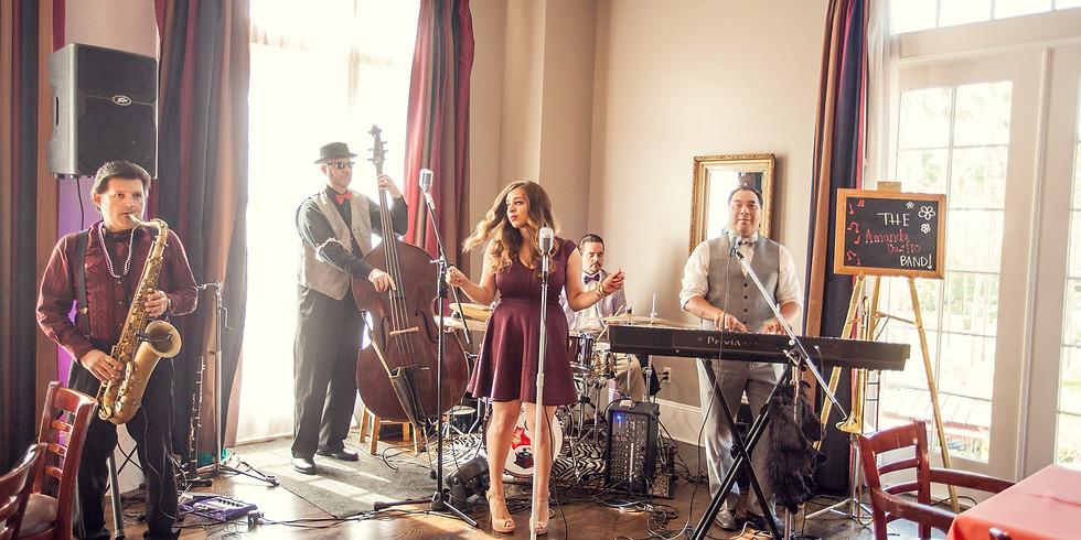 Live Music From: Amanda Castro (Swing)