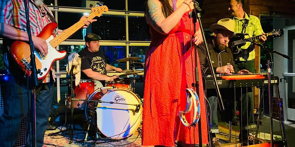 Canceled: Live Music From: Lil Sue & the Cow Tippers (Rockabilly)