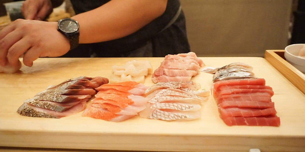 TheListPopUp presents Omakase Sushi Pop-up at Cooks Chapel