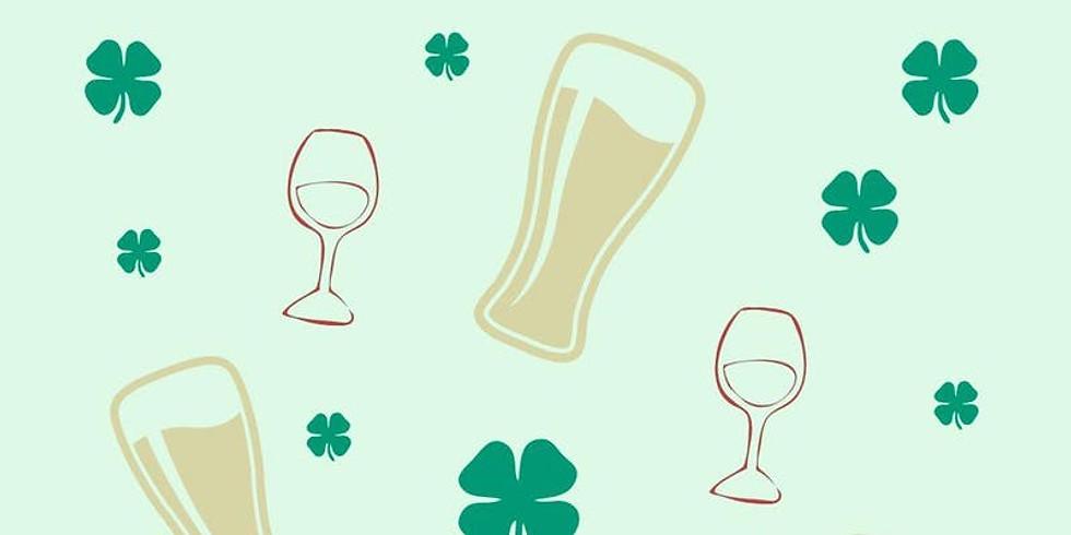 BXCR presents Luck of the Irish | Wine vs. Beer Dinner