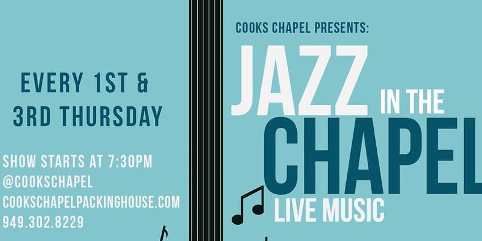 Jazz in the Chapel: Bill Cunliffe