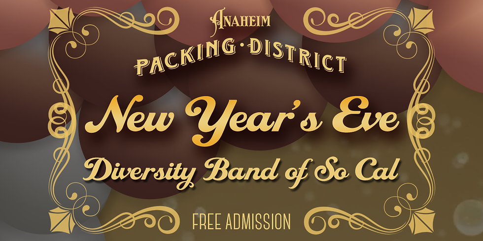NYE Music by Diversity Band of So Cal