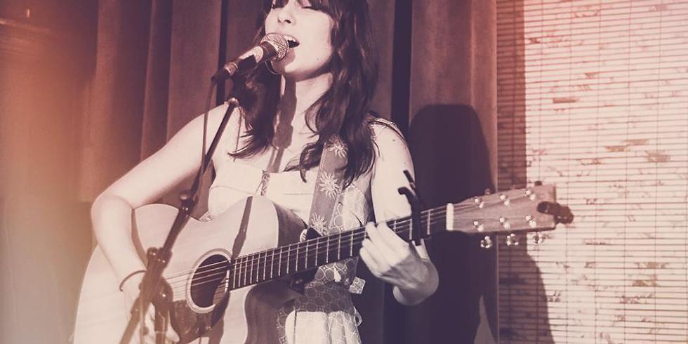Live Music From: Katie Ferrara (R&B/Pop)