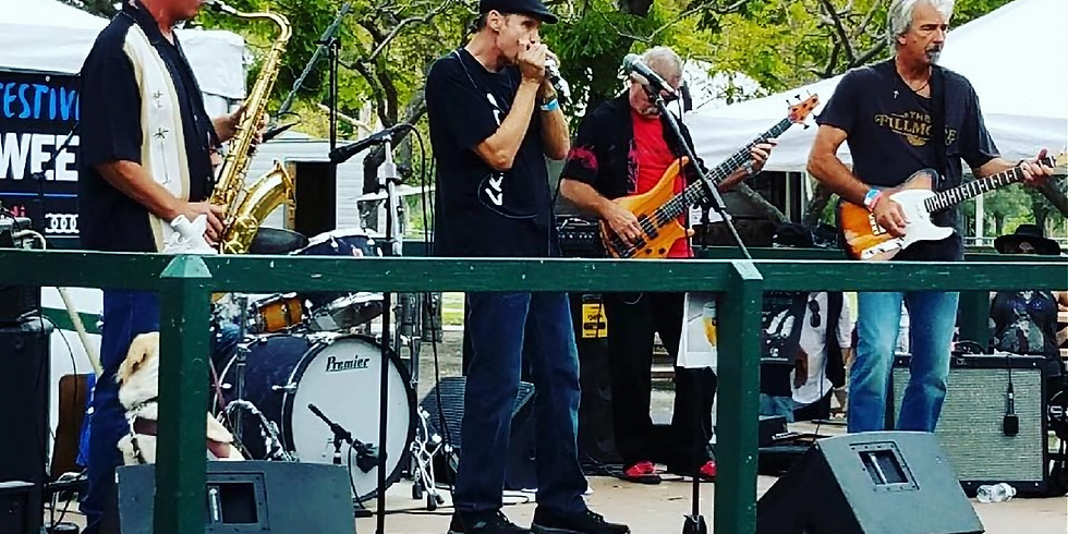 Live Music From: Red Hot BBQ Kings