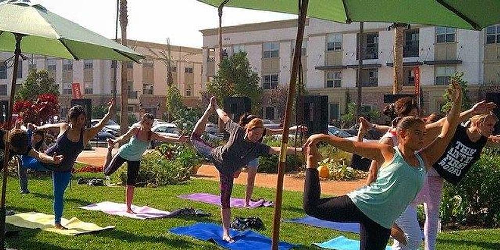 Community Yoga by The Yoga Mat
