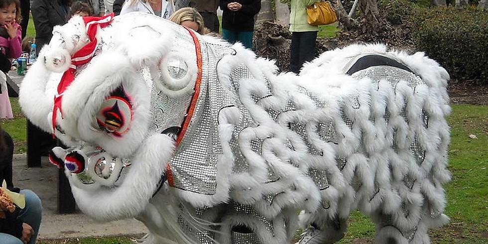 World Taste Entertainment: Phoenix Horse Lion Dancers