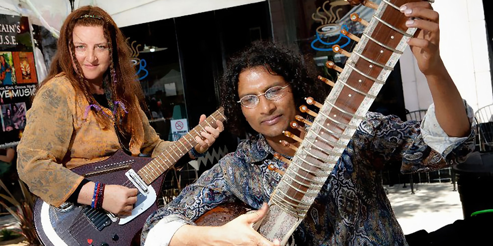 World Taste Entertainment: Flashsitar With Fontain's MUSE