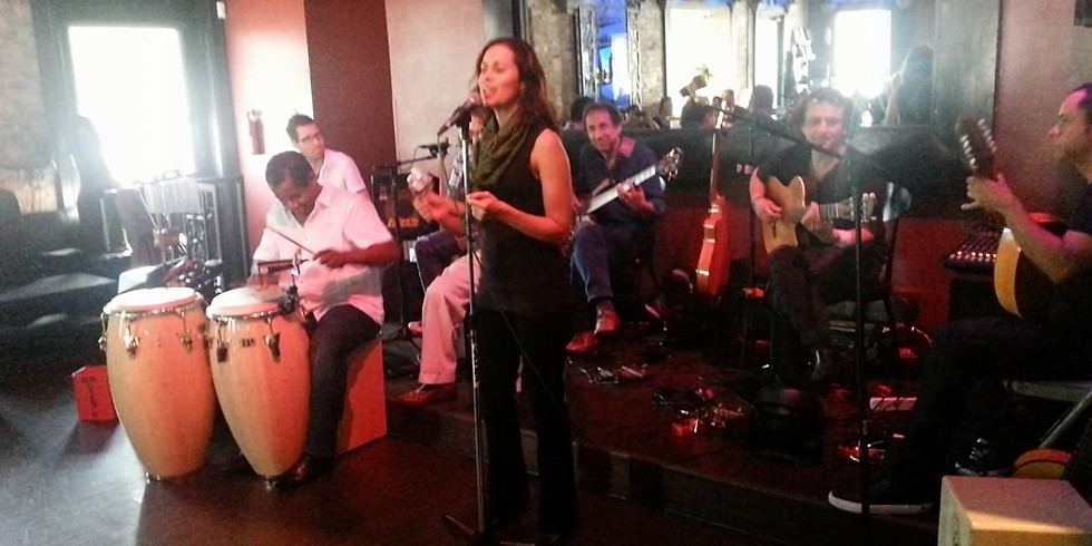 Live Music From: Cafe Flamenco (Jazz)