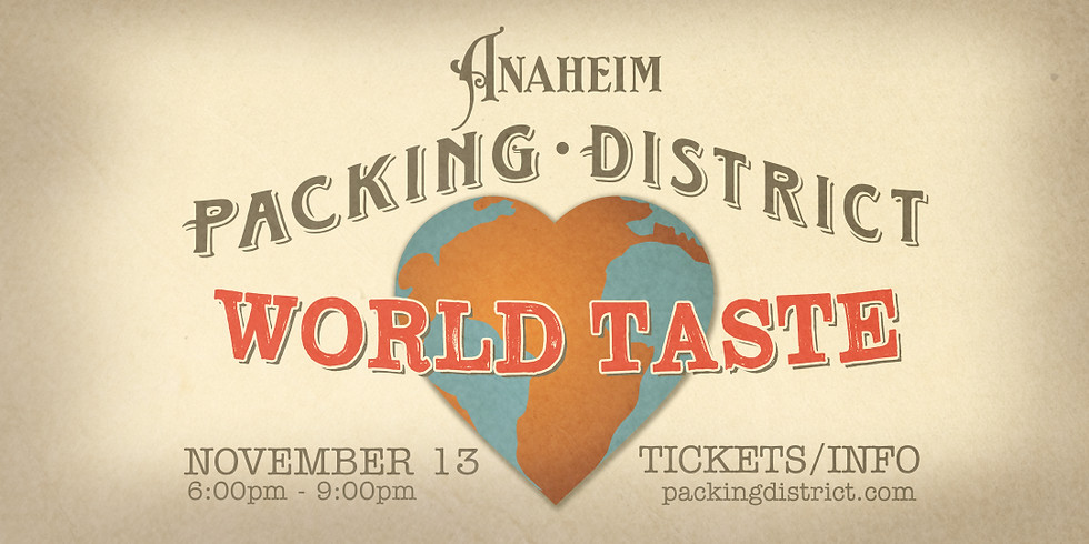 World Taste of the Packing District