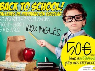 Talleres de preparación escolar!